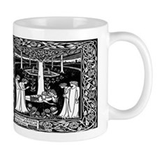 Four Queens Find Lancelot Mug