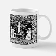 Four Queens Find Lancelot Small Small Mug