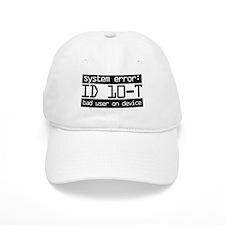 ID 10-T Baseball Cap