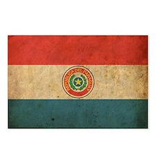 vintageParaguay2 Postcards (Package of 8)