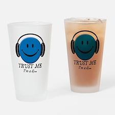 3-trust-me Drinking Glass