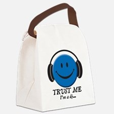 3-trust-me Canvas Lunch Bag