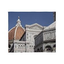 Duomo, Florence Throw Blanket