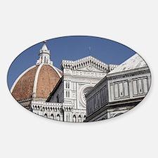 Duomo, Florence Decal