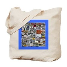 Unique Boise state broncos Tote Bag
