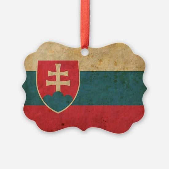 vintageSlovakia3 Ornament