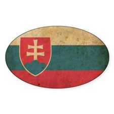 vintageSlovakia3 Decal