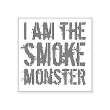 "smokemonsterdk Square Sticker 3"" x 3"""