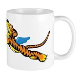 Flying tiger mug Small Mugs (11 oz)