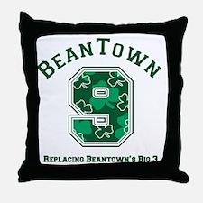 Rondo Shirt and Boston Throw Pillow