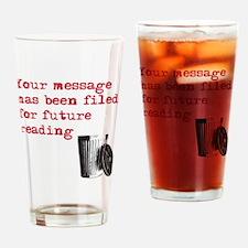 filedWh Drinking Glass