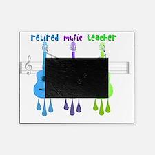 Retired Music Teacher Picture Frame