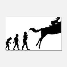 Equestrian Car Magnet 20 x 12