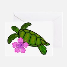 turtlecolor Greeting Card