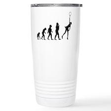 Tennis Travel Coffee Mug