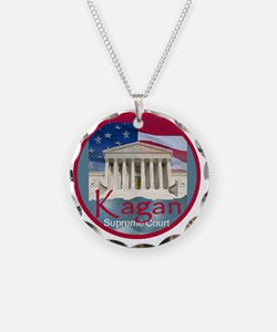 Kagan4 A Necklace Circle Charm