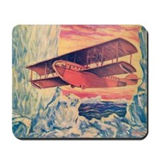Tom Swift and his Flying Boat Mousepad