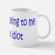 baby-idiot Mug