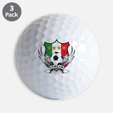 2-italia a Golf Ball