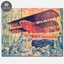 Flying Boat Puzzle