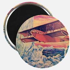Flying Boat Magnet