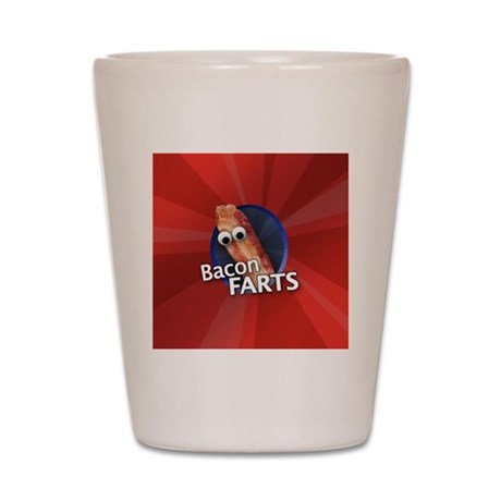 baconfarts_1x1_btn Shot Glass