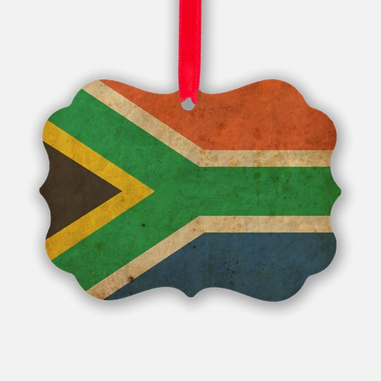 VintageSouthAfrica2 Ornament