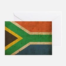 VintageSouthAfrica2 Greeting Card