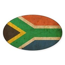 VintageSouthAfrica2 Decal