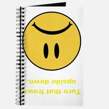 Turn that frown upside down Journal
