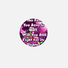 GayFetus Mini Button