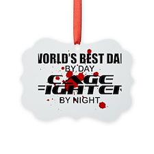 CAGE FIGHTER copy Ornament