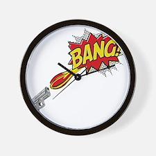 2-Bang Wall Clock