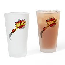 2-Bang Drinking Glass