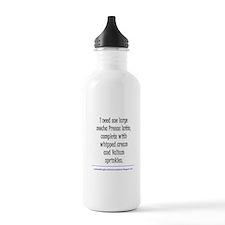 Prozac Latte Water Bottle