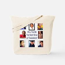 jaq acting studio back shirt Tote Bag