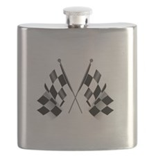 Never Lift - Black Shirt - BoostGear Flask