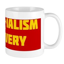 All Socialism Sickle Mug
