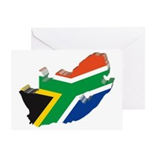ZSouthAfrica1 Greeting Card