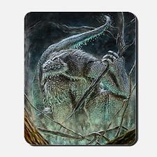 Swamp Monster Mousepad