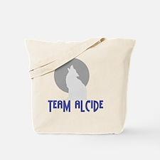 Team-Alcideblack Tote Bag