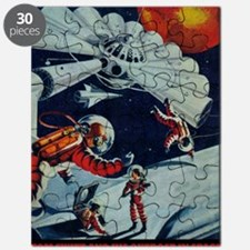 Outpost in Space Tom Swift Junior Puzzle