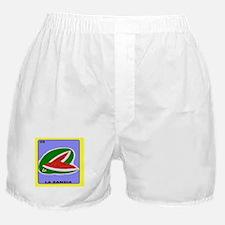 Loteria La Sandia Boxer Shorts
