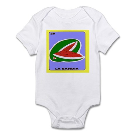 Loteria La Sandia Infant Bodysuit
