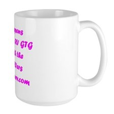 2-Whathappensat Mug
