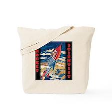 Rocket Scientist Tote Bag