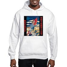 Rocket Scientist Hoodie
