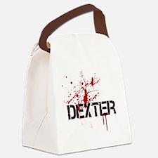 Dexter 2 Canvas Lunch Bag