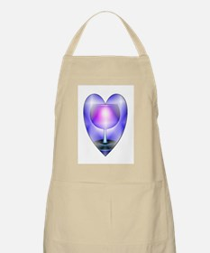 Ace of cups hearts BBQ Apron