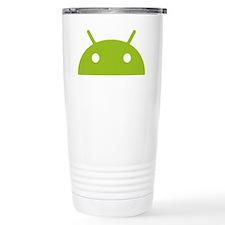 Google Android Head Travel Mug